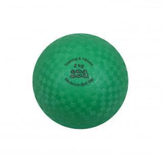 Medicine ball gel 2kg Sporti France Sea