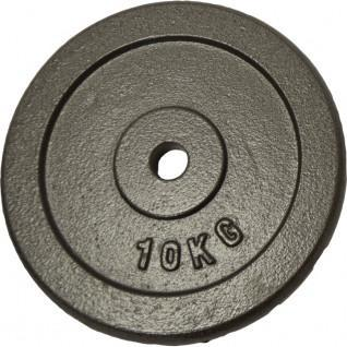 Weight cast iron disc 10 kgs Sporti France