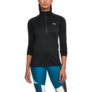 Women's jersey Under Armour Tech 1/2 Zip