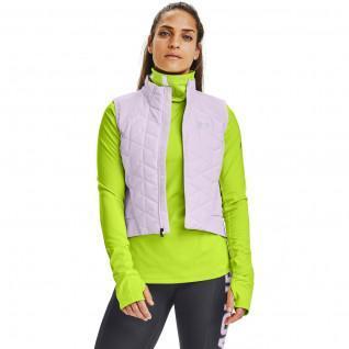 Women's jacket Under Armour sans manches ColdGear Reactor Run