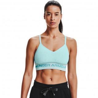 Women's bra Under Armour de sport Seamless Low Long Heather