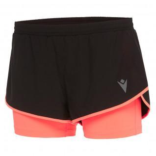 Women's shorts Macron Running tricia