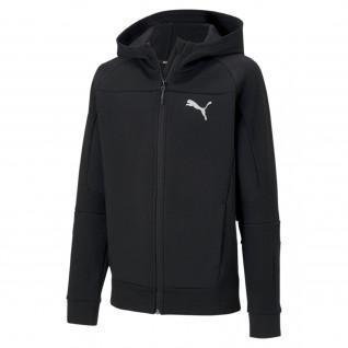 Sweatshirt child Puma Evostripe