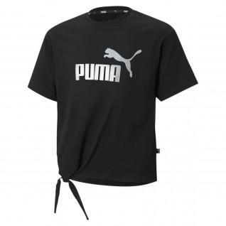 Child's T-shirt Puma ESS+ Logo Silhouette G