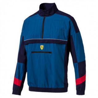 Puma Jacket Scuderia Ferrari street wov