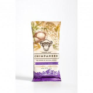 Energy bar Chimpanzee vegan (x20) : Cacahuète croquantes 55g