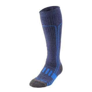 Pack of 6 pairs of socks Mizuno Breath Thermo Mid Ski