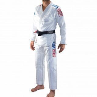 Kimono by jjb Bõa Tudo Bem 2.0 Blanc