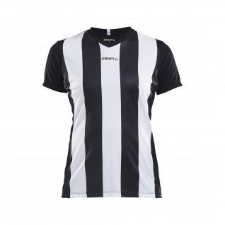 Women's jersey Craft progress stripe