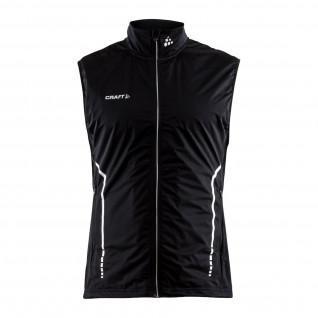 Sleeveless jacket Craft club