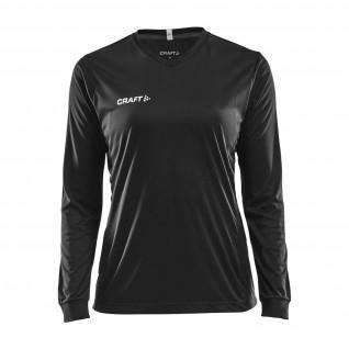 Women's long sleeve jersey Craft squad solid