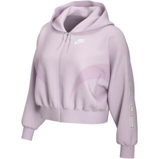 Sweatshirt woman Nike Sportswear Air Fleece