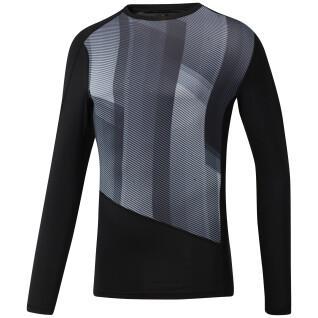 Reebok OST long sleeve compression t-shirt