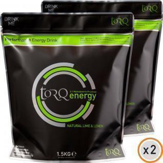 TORQ Energy Drinks - 1.5kg x 2