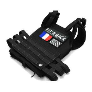 Competition vest 2.0 Fit & Rack
