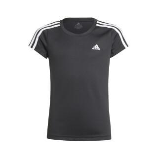 Child's T-shirt adidas D2M 3-Bandes