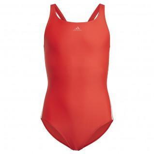 Children's swimsuit adidas Athly V 3-Bandes