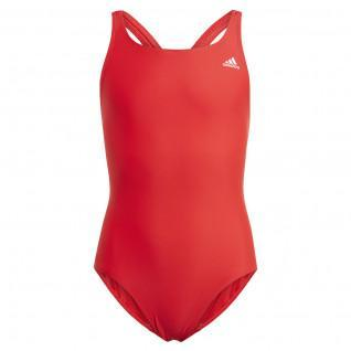 Children's swimsuit adidas Solid Fitness