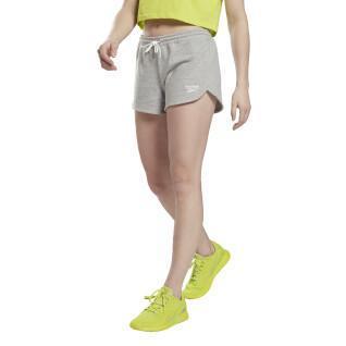 Women's fleece shorts Reebok Identity
