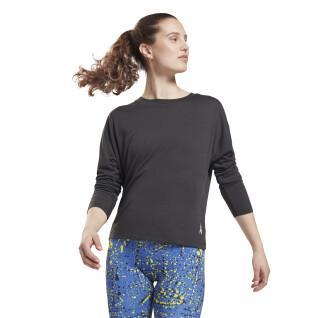 Women's long sleeve t-shirt Reebok Workout Ready Supremium