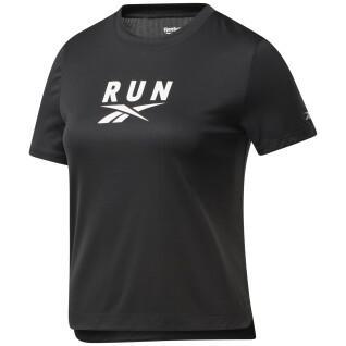 Women's T-shirt Reebok Speedwick Workout Ready Run
