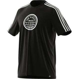 T-shirt adidas Primeblue End Plastic Waste 3-Stripes Graphic