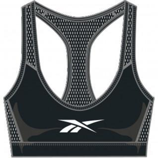 Women's Bra Reebok Lux Racer Medium-Impact Sports Large Size