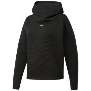 Women's hoodie Reebok Thermowarm+ Graphene