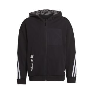 Children's jacket adidas ARKD3 Relaxed Graphic Full-Zip