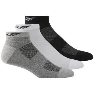 Pack of 3 pairs of low socks Reebok Active Foundation