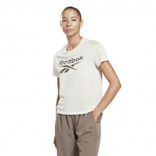 Women's T-shirt Reebok Modern Safari Logo