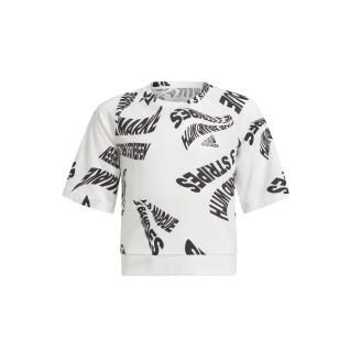 Girl's T-shirt adidas Primegreen Move