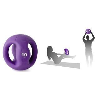 Medicine ball with handle Tremblay 10 kg