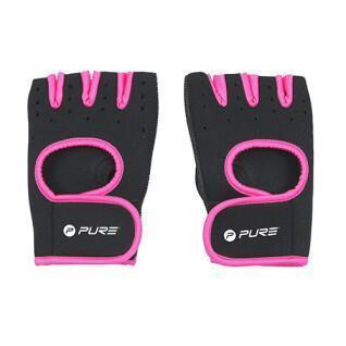 Women's fitness gloves Pure2Improve neoprene