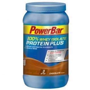 Powder PowerBar ProteinPlus 100 % Whey Isolate - Chocolate Deluxe (570gr)