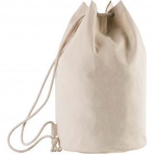 Bag Kimood Marin en Coton avec Cordon blanc