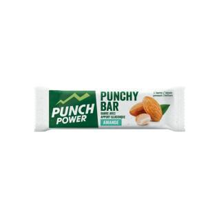Display booth 40 Bars Energy Power Punch Punchybar Almond