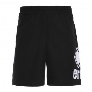 Bermuda shorts for children Errea essential gros logo