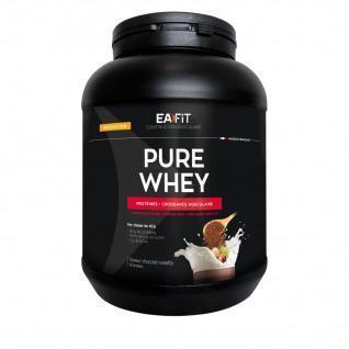 Pure Whey chocolate hazelnut EA Fit