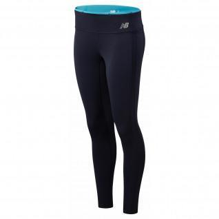 Women's tights New Balance accelerate colorblock