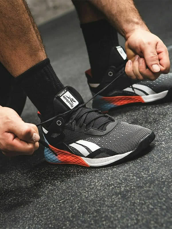 New collection of training shoes