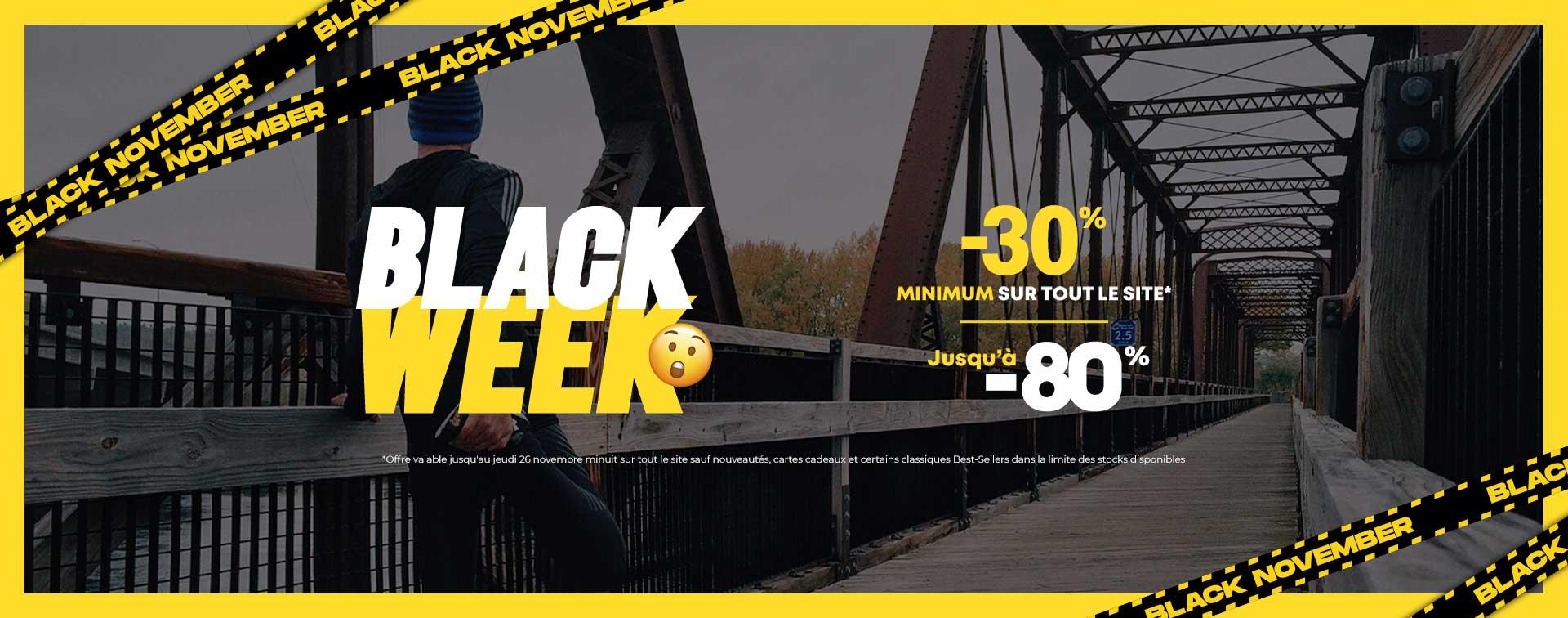 Black November all at -15%.
